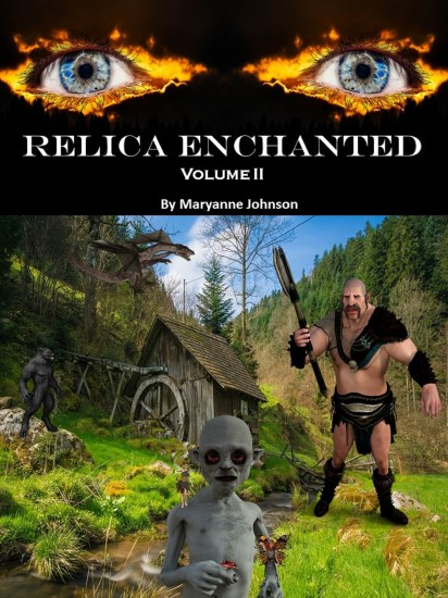 Relica Enchanted, Volume II Preview: Chapter 35: Medea's Story