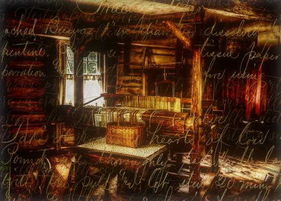 Writing is Weaving