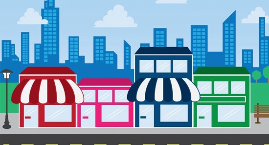 Role of social media in helping small businesses
