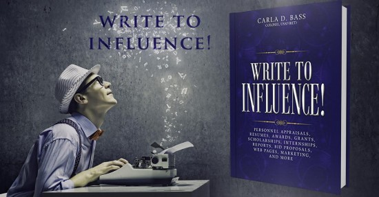 """""""Write to Influence!""""… Let's Talk Resumes"""