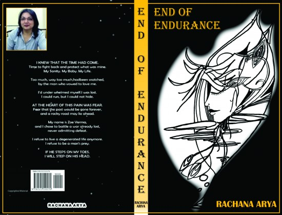 Read an Excerpt from My Novel, 'End of Endurance'