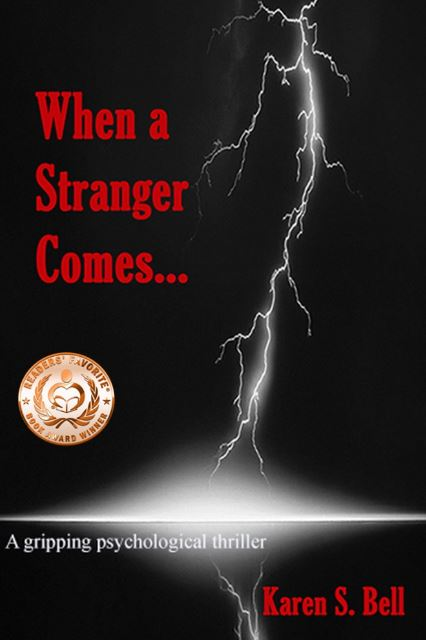 Purchase: When a Stranger Comes...by Karen S. Bell today!