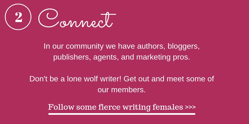 Getting Started with She Writes